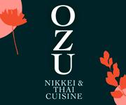 OZU - Nikkei & Thai Cuisine
