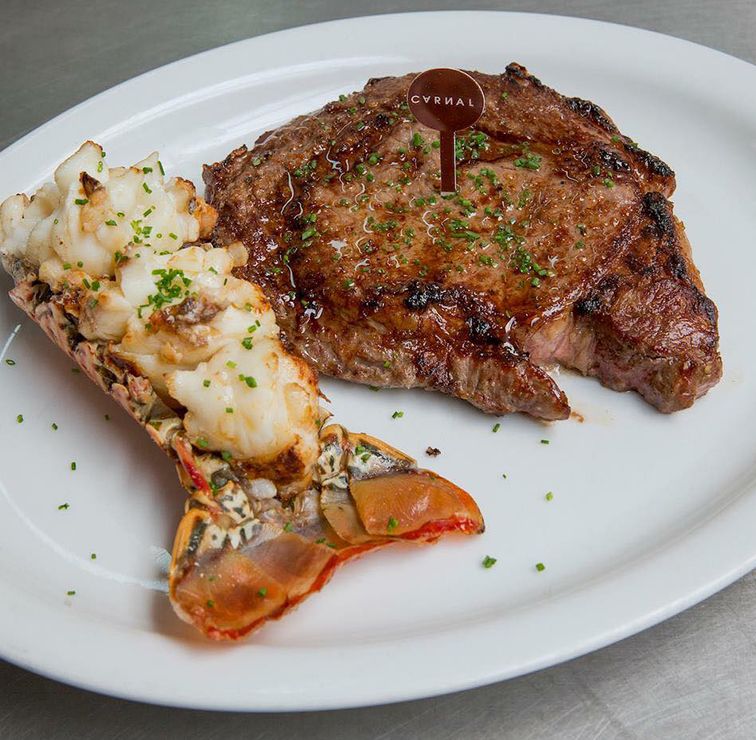 CARNAL PRIME STEAKHOUSE Restaurant - and Peruvian Food MEAT AND GRILL - MIRAFLORES - MESA 24/7 Guide | LIMA - Peru