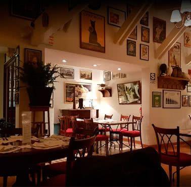 DELIFRANCE Restaurante - Reserva en restaurantes de Comida FRANCESA - MIRAFLORES - MESA 24/7   LIMA - Perú