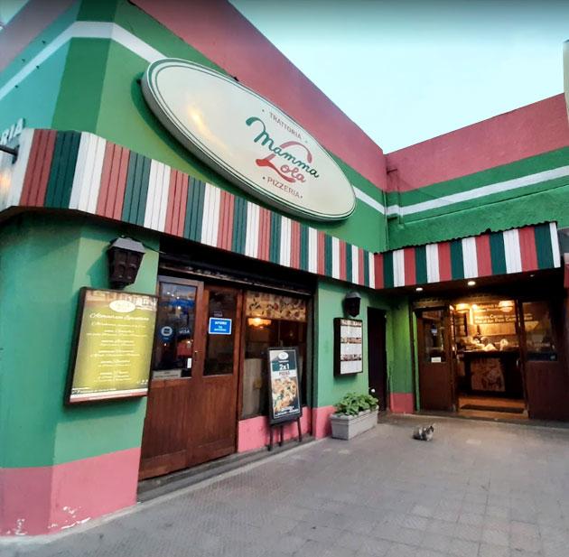 TRATTORIA MAMMA LOLA - SAN ISIDRO Restaurant - and Peruvian Food PASTA - SAN ISIDRO - MESA 24/7 Guide | LIMA - Peru