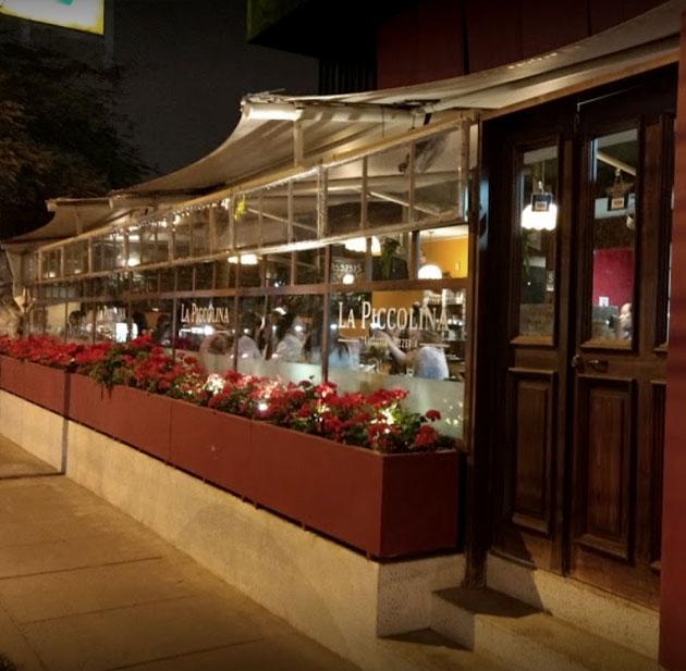 LA PICCOLINA - LA MOLINA Restaurante - Reserva en restaurantes de Comida ITALIANA - LA MOLINA - MESA 24/7 | LIMA - Perú