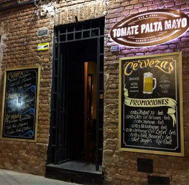 TOMATE PALTA MAYO - MANUEL MONTT Restaurante - Reserva en restaurantes de Comida RESTOBAR - PROVIDENCIA - MESA 24/7 | SANTIAGO - Perú