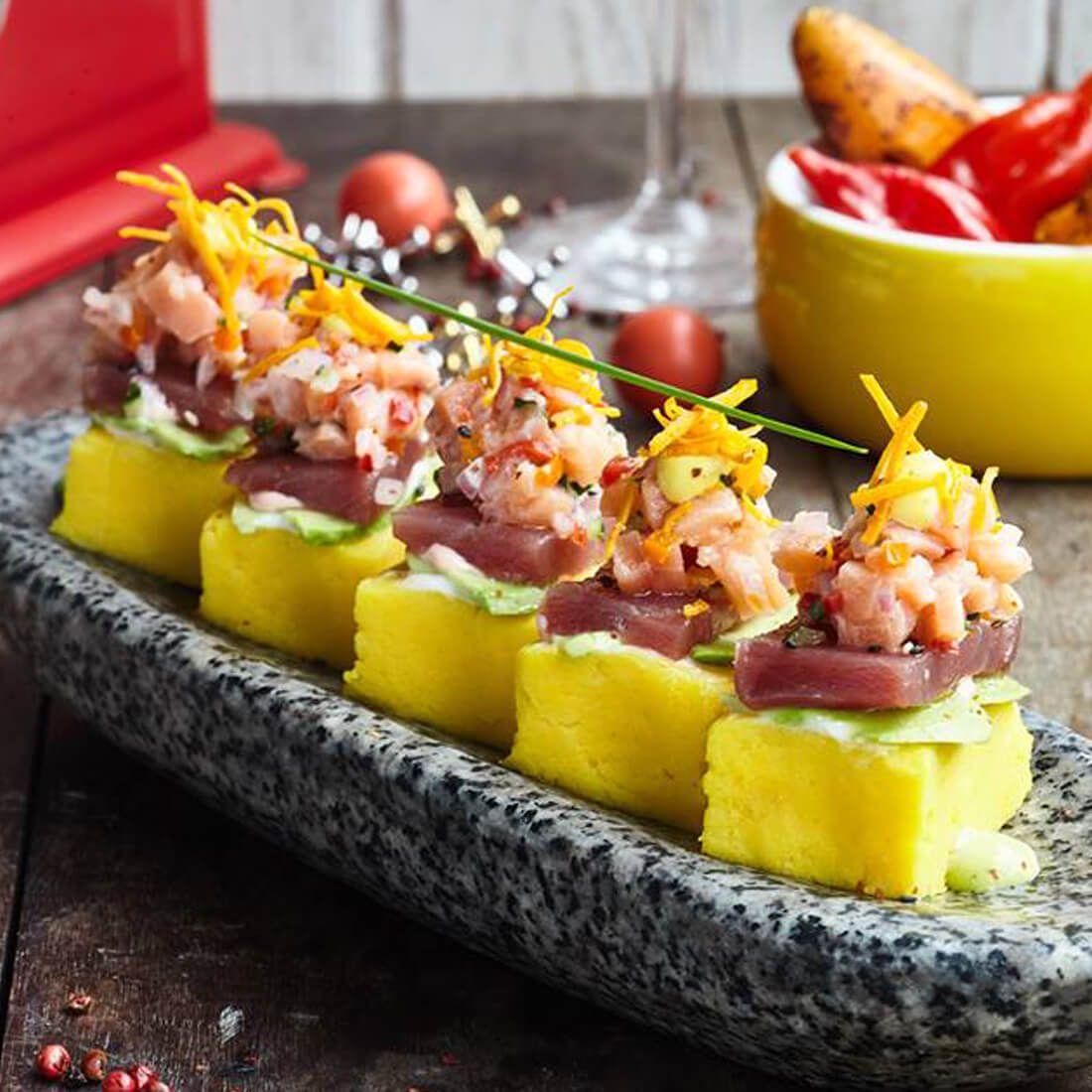 LA NACIONAL - LOS DOMINICOS Restaurante - Reserva en restaurantes de Comida PERUANA - LASCONDES - MESA 24/7 | SANTIAGO - Perú