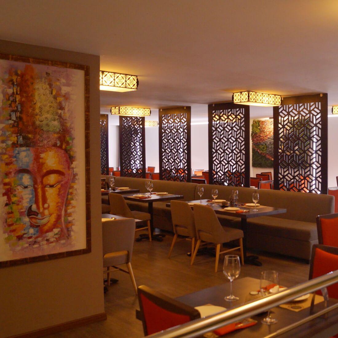 SOHO THAI Restaurante - Reserva en restaurantes de Comida THAI - SANTIAGO CENTRO - MESA 24/7 | SANTIAGO - Perú