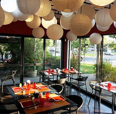 TATAKI - LUIS PASTEUR Restaurante - Reserva en restaurantes de Comida JAPONESA - VITACURA - MESA 24/7 | SANTIAGO - Perú