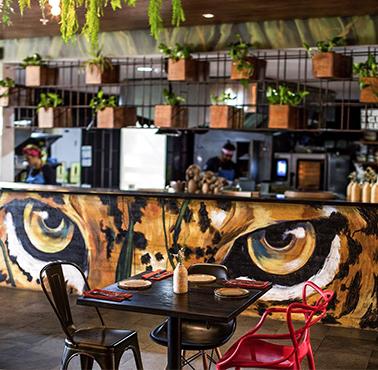 TRIBU Restaurante - Reserva en restaurantes de Comida AMAZóNICA - MIRAFLORES - MESA 24/7 | LIMA - Perú